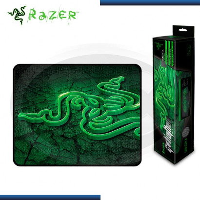 PAD MOUSE RAZER GOLIATHUS CONTROL FISSURE EDITION BLACK SMALL 215MMX 270 MM (PN:RZ02-01070500-R3M2)