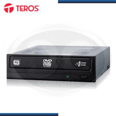 DVD SUPERMULTI TEROS TE-224HL, INTERNO SATA, SIN LOGO