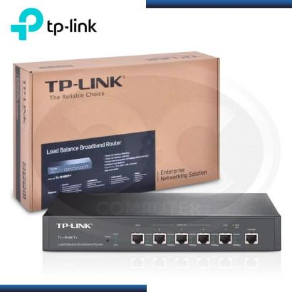 ROUTER BALANCEADOR DE CARGA TP-LINK TL-R480T+ 2 PTOS LAN +3 LAN   (G.TPLINK)