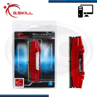 MEMORIA 4GB DDR4  (1x 4GB) G.SKILL RIP JAWS V RED 2800 MHz (N/P F4-2800C15S-4GVRB )