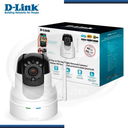 CAMARA DCS-5222L  D-LINK IP WIFI ZOOM 4X HD