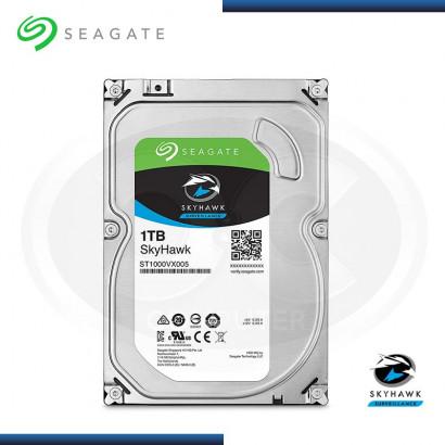 DISCO DURO SEAGATE 1TB SKYHAWK 5900 RPM SATA3 64MB MOD:ST1000VX005