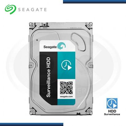 DISCO DURO SEAGATE SURVEILLANCE 1TB SATA3 6 GB/s, 64MB,  (ST1000VX001) (G.18M)