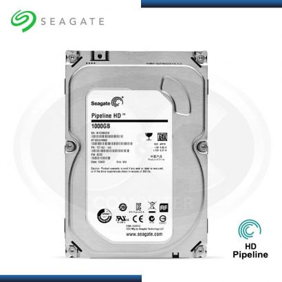 DISCO DURO SEAGATE 1TB 5900RPM SATA3 6GB/s, PIPELINE (ST1000VM002) (G.12M)