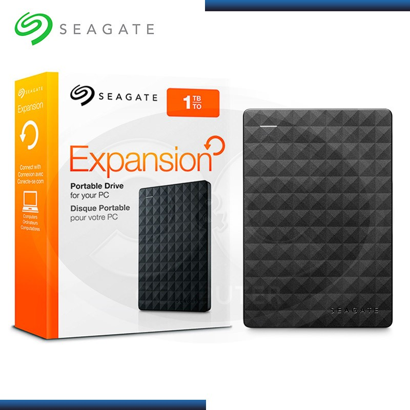 c59d880d7 DISCO DURO 1TB EXTERNO SEAGATE EXPANSION PORTABLE USB 3.0 (PN ...