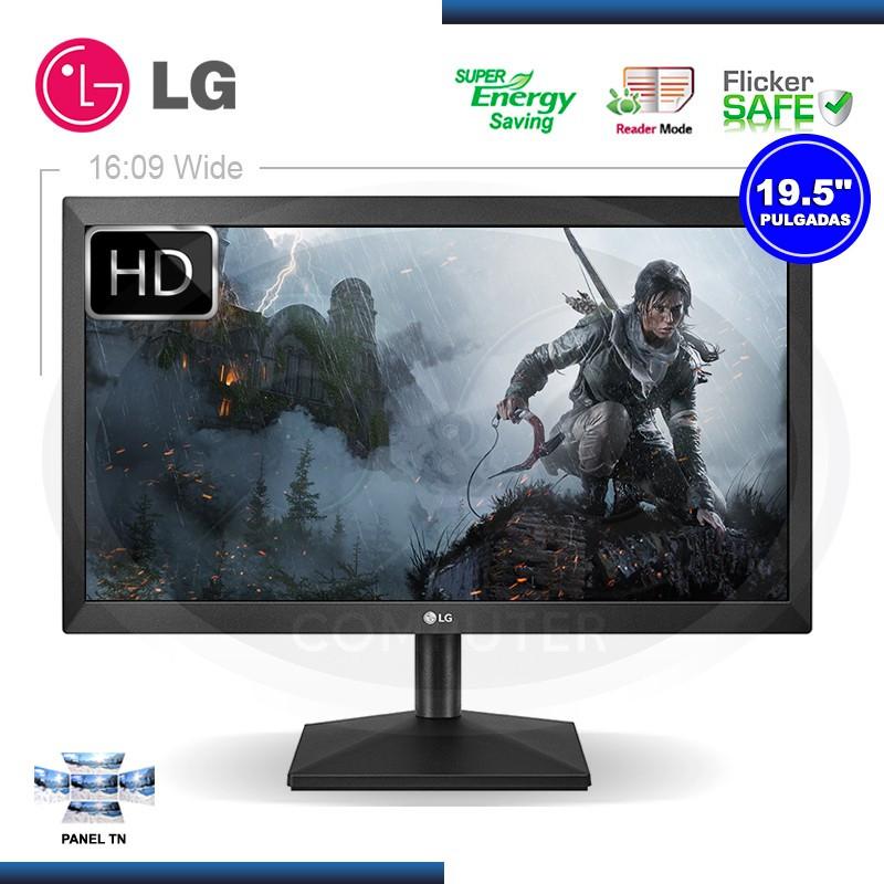 "MONITOR LED 19.5"" LG 20MK400H BLACK 1366x768 VGA/HDMI"