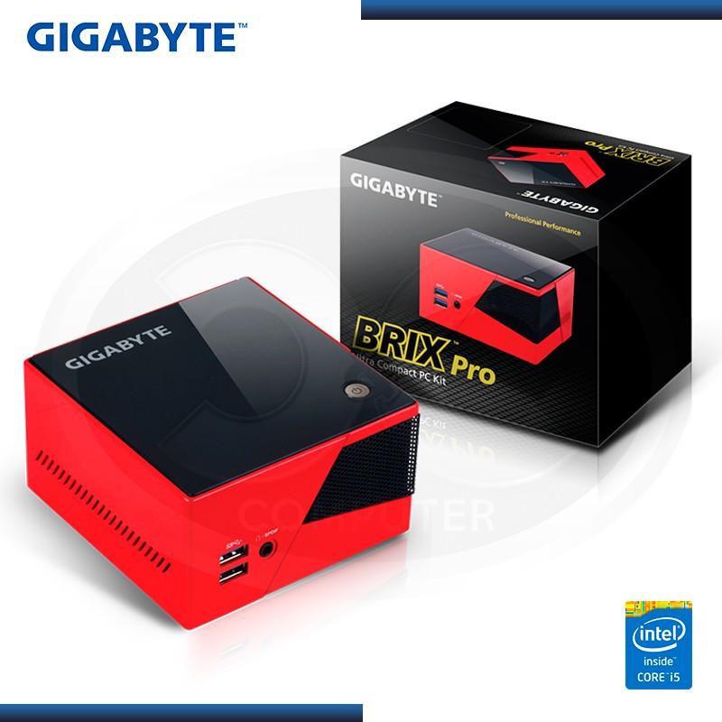 GIGABYTE BRIX PRO GB-BXI5-4570R INTEL CI5-4570R - CUARTA GENERACIÓN