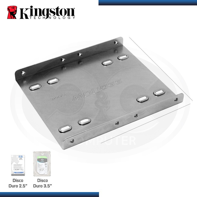 BRACKET KINGSTON SSD - HDD (PN:SNA-BR2/35)