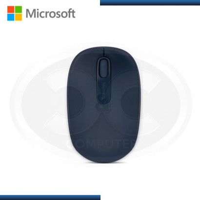 MOUSE MICROSOFT WIRELESS MOBILE 1850 BLUE USB (PN:U7Z-00011)