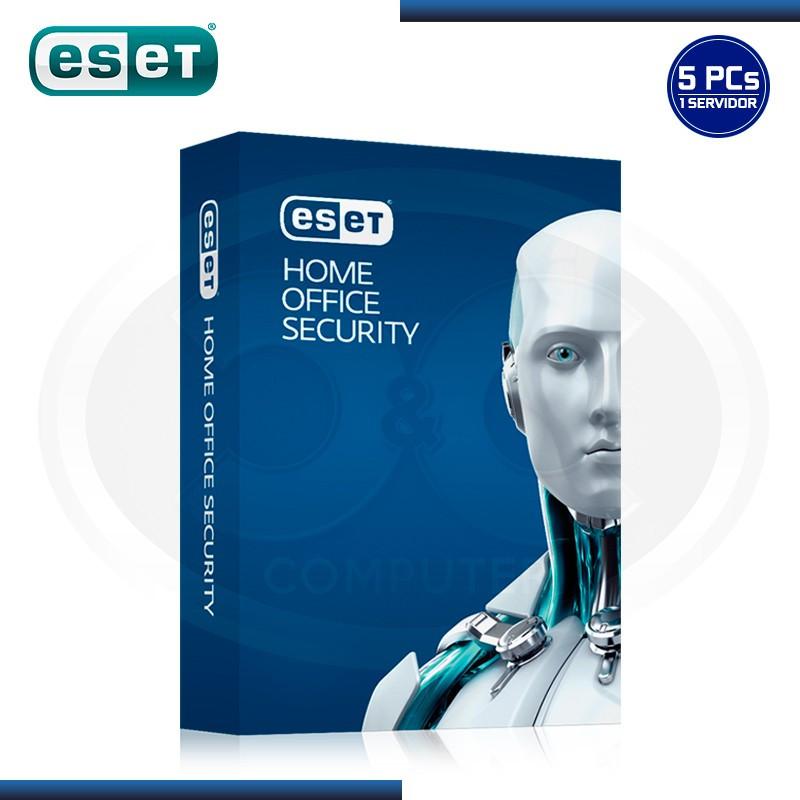 ESET HOME OFFICE SECURITY PACK 5PCS / 1 SERVIDOR