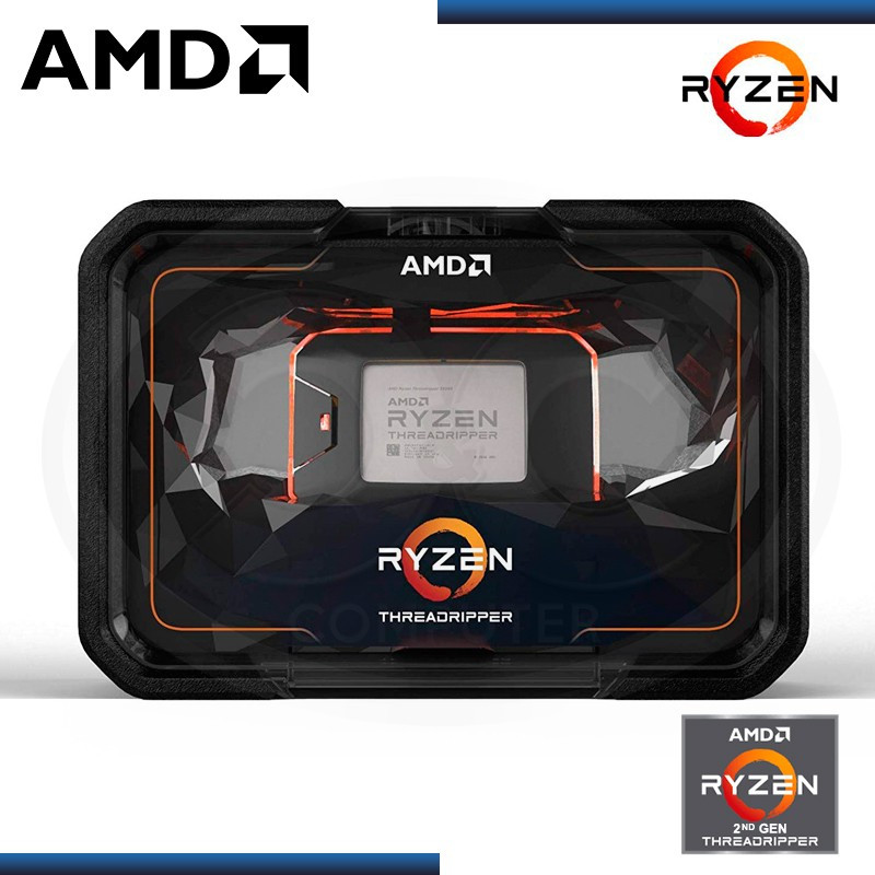 PROCESADOR AMD RYZEN THREADRIPPER 2950X, 3.5GHZ MAX 4.4 GHZ, 40MB, 16 CORE, STR4