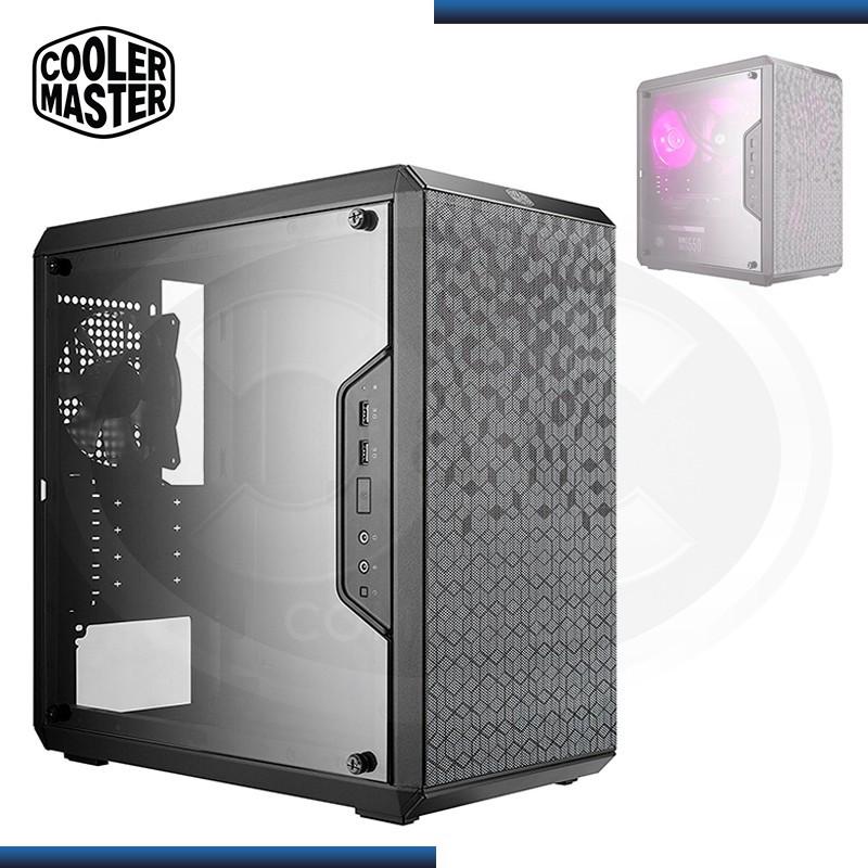 CASE MASTERBOX Q300L COOLER MASTER MINI TOWER ATX SIN FUENTE USB 3.0