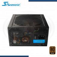 FUENTE PODER SEASONIC S12II - 620 / 620W / 80 PLUS BRONZE ATX (PN: SS-620GB )