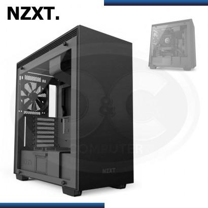 CASE NZXT H700I MATTE BLACK MID TOWER / SIN/ FUENTE USB 3.1 x2 / USB 2.0  (PN: CA-H700W-BB )