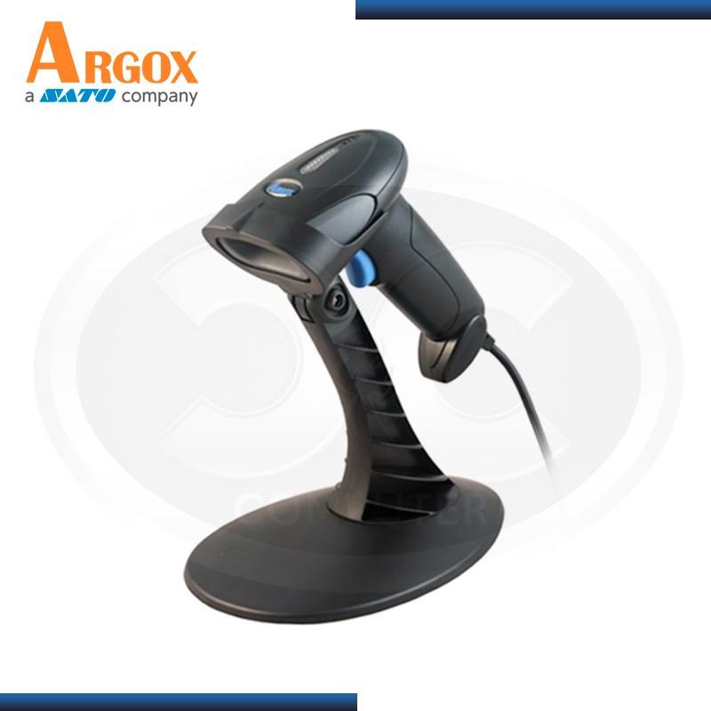 LECTOR AS-8050 ARGOX DE CODIGO DE BARRAS USB CON BASE