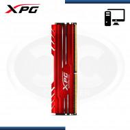 MEMORIA ADATA XPG GAMMIX D10 DDR4 8GB BUSS 2666 MHZ /NEGRO C/ DISIPADOR 1.2V (N/P AX4U266638G16-SRG )