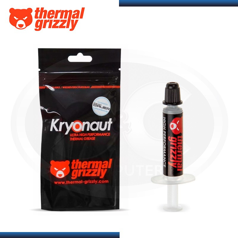 PASTA TERMICA THERMAL GRIZZLY KRYONAUT 1Grs