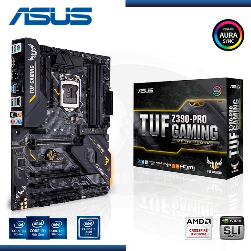 MB ASUS TUF Z390-PRO GAMING DDR4 LGA 1151 (PN:90MB0YA0-M0AAYO)