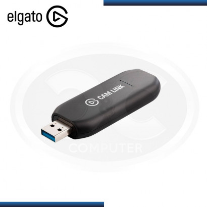 CAPTURADORA DE VIDEO USB 3.0  EL GATO CAM LINK 4K / HDMI / ( PN:10GAM9901 )