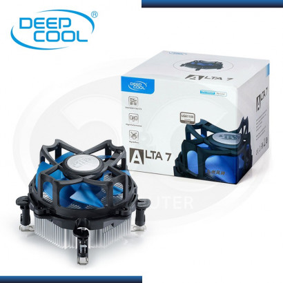 COOLER CPU DEEPCOOL ALTA 7 INTEL REFRIGERACION AIRE