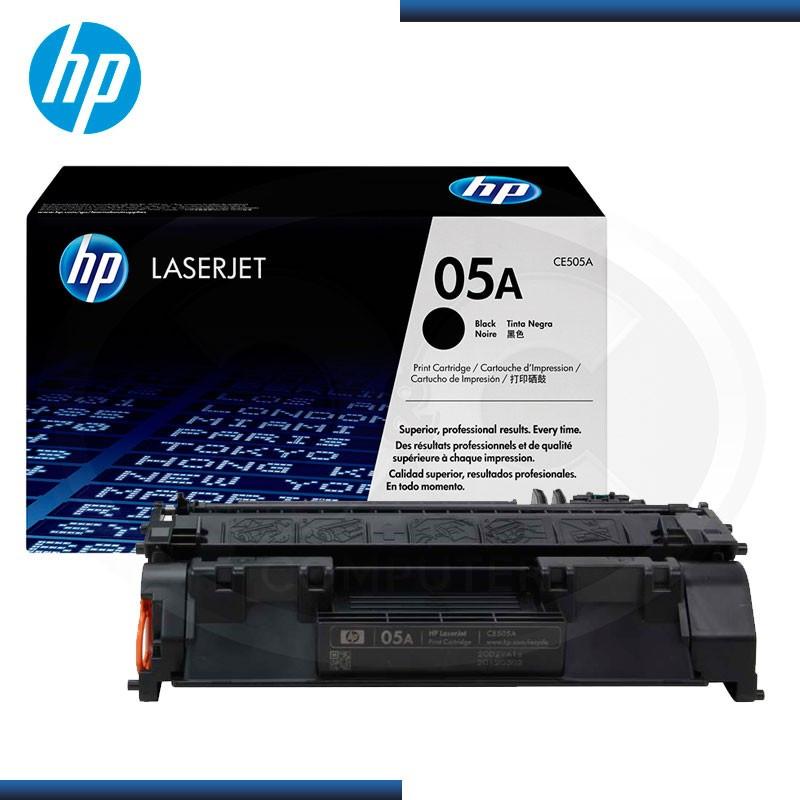 TONER HP LASERJET 05A BLACK  CE505A