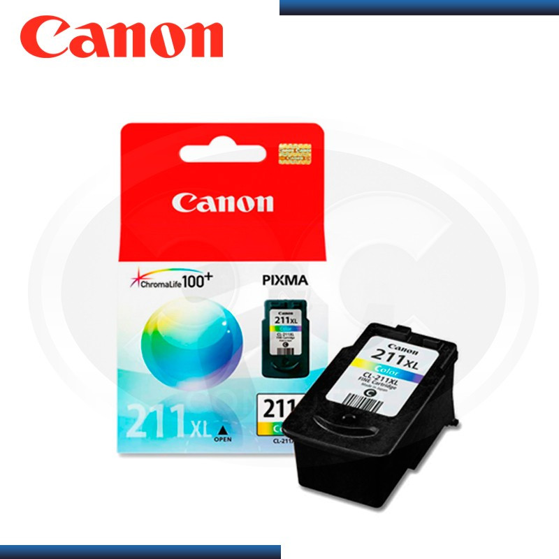 TINTA CANON CL - 211 XL COLOR
