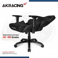 SILLA GAMER AK-RACING PROX SERIES NEGRO (PN: AK-PROX-BK)