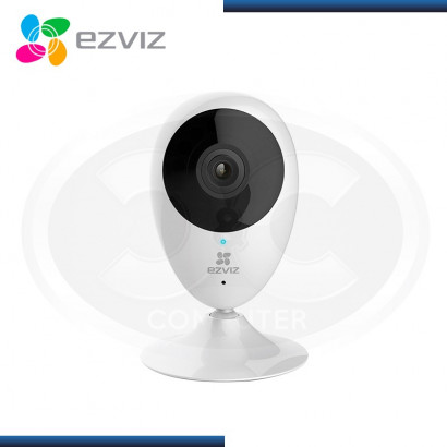 CAMARA IP INALAMBRICA EZVIZ C2C MINI WHITE INTERIOR 720P | 1MP | H.264 | 2.8 MM | MICRO SD HASTA 128GB  (N/P CS-CV206 C0-1A1WFR