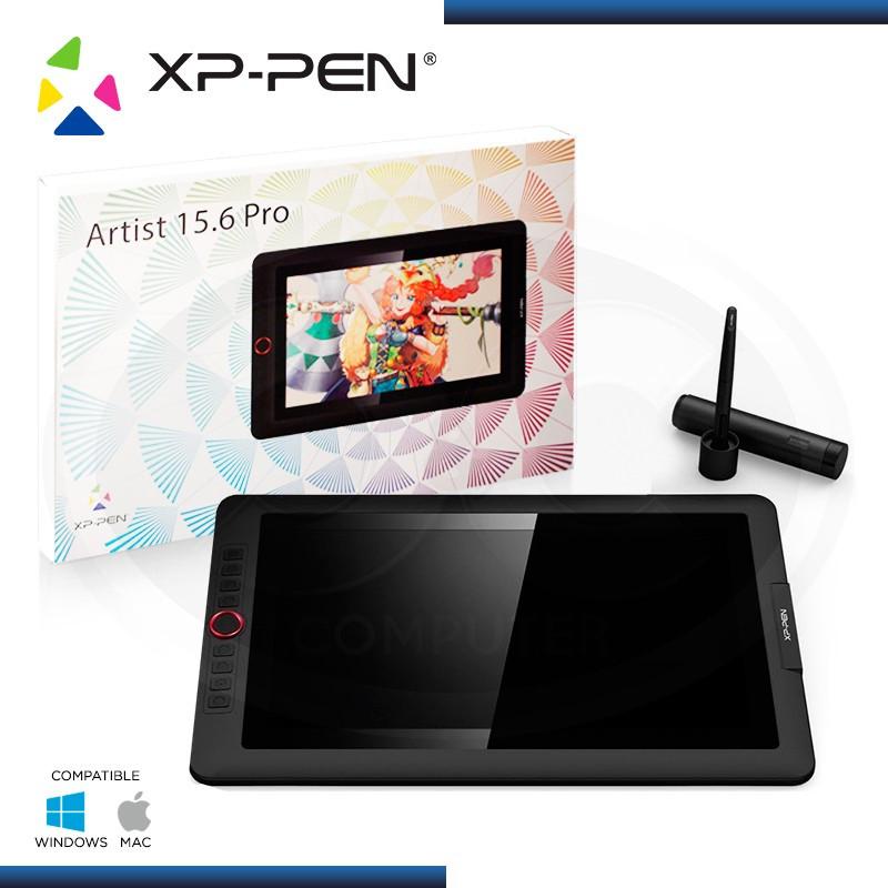PANTALLA GRAFICA XP-PEN ARTIST 15.6 PRO ÁREA ACTIVA 344.16 x 193.59mm USB 3 EN 1