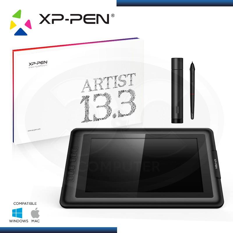 PANTALLA GRAFICA XP-PEN ARTIST 13.3V2 ÁREA ACTIVA 293x165mm USB 3 EN 1