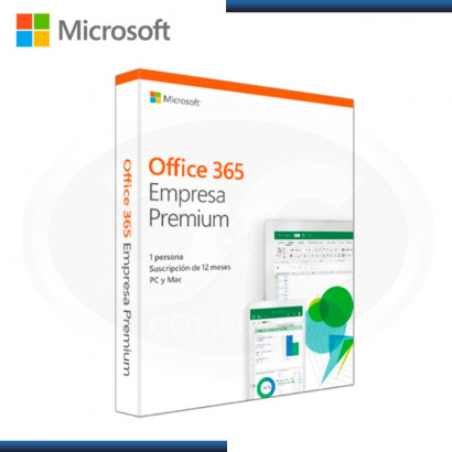 MICROSOFT OFFICE 365 EMPRESA PREMIUM 1PC  (N/P SKU-KLQ-00439 )
