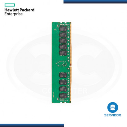 MEMORIA HPE 815098-B21, 16GB, DDR4, 2666 MHZ, PC4-21300, RDIMM, 1.2V (G. HP)