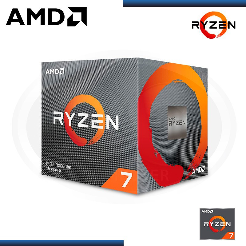 PROCESADOR AMD RYZEN 7 3800X 3.9GHZ 36MB 8CORE AM4 (PN:100-100000025BOX)