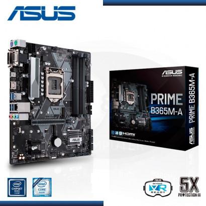 MB ASUS PRIME B365M-A DDR4 LGA 1151 (PN:90MB10N0-M0EAY0)