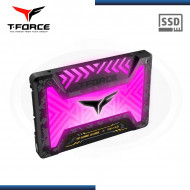 """DISCO SOLIDO TEAMGROUP T-FORCE DELTA S TUF GAMING RGB 250GB 