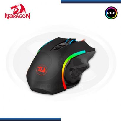 KIT REDRAGON K551RGB-BA | TECLADO MITRA MECANICO SWITCH RED | RETROILUMINACION RGB | MOUSE GRIFFIN | ESPAÑOL (N/P K551RGB-BA-SP)