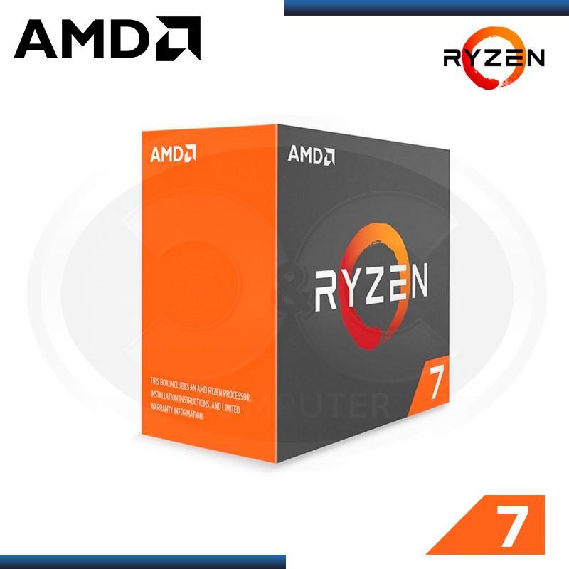 PROCESADOR AMD RYZEN 7 1800X 3.6GHZ/16MB 8 CORE - AM4