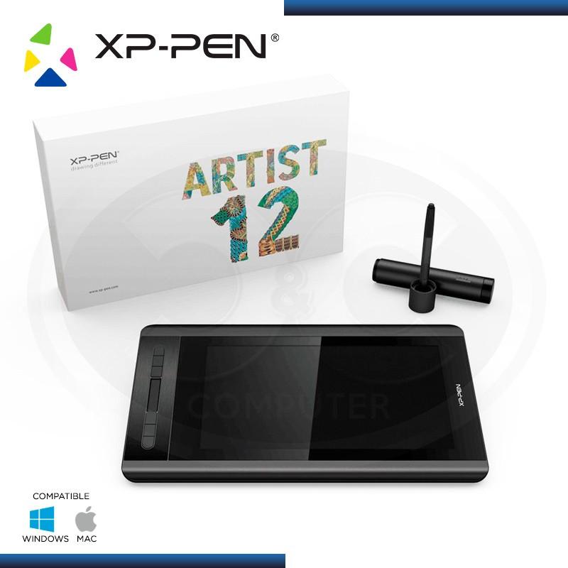 TABLETA GRAFICA XP-PEN ARTIST 12 AREA ACTIVA 256x144mm USB