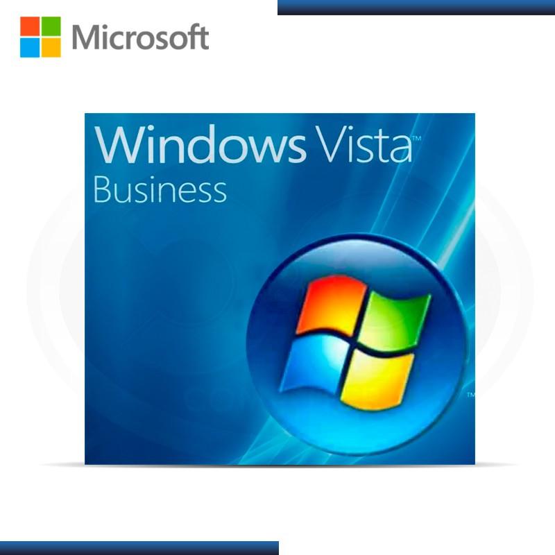 MICROSOFT WINDOWS VISTA BUSSINES 64T OEM