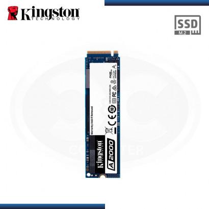 SSD 250GB KINGSTON A2000 M.2 2280 NVMe PCIE (PN:SA2000M8/250G)