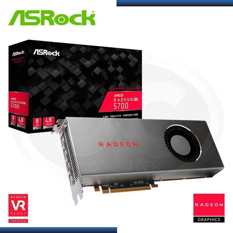 ASROCK RADEON RX 5700 8GB GDDR6 256-BIT (PN:90-GA16ZZ-00UANW)