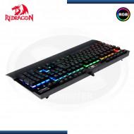 TECLADO GAMER REDRAGON YAMA K550 BLACK RGB | MECÁNICO | ESPAÑOL (N/P K550-1-SP )