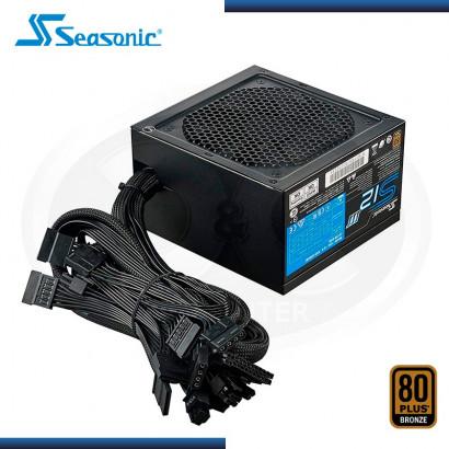 FUENTE PODER SEASONIC FOCUS SSR-650GB3 650W 80 PLUS BRONZE | ATX
