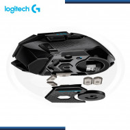 MOUSE LOGITECH G502 WIRELESS GAMING LIGHTSPEED BLACK (PN:910-005565)