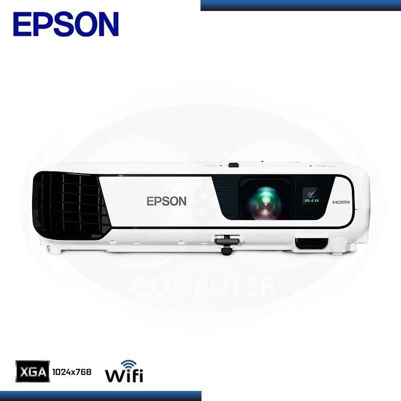 PROYECTOR EPSON POWERLITE X36+ XGA 3LCD