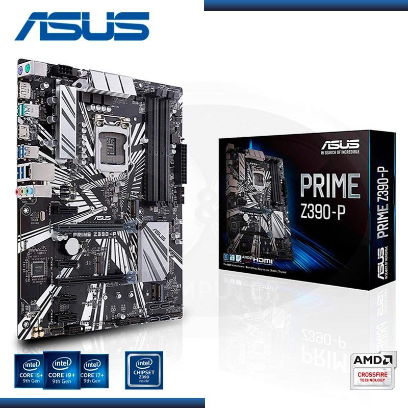 MB ASUS PRIME Z390-P DDR4 LGA1151 (PN:90MBXX0-M0EAY0)