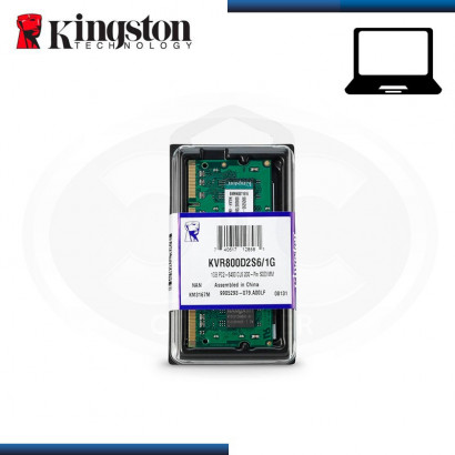 MEMORIA 1GB DDR2 KINGSTON...