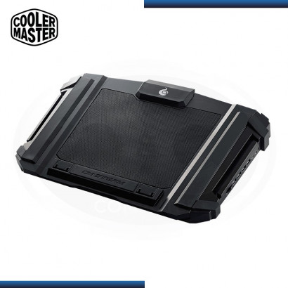 COOLER NOTEBOOK COOLER MASTER GAMING MASTER SF-17 (PN:R9-NBC-SF7K-GP)