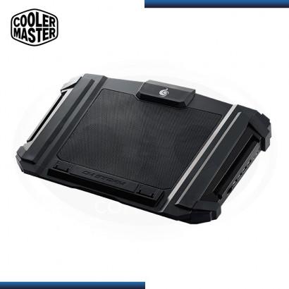 COOLER NOTEBOOK COOLER MASTER GAMING MASTER SF-17 (PN:R9-NBC-SF7K-GP)