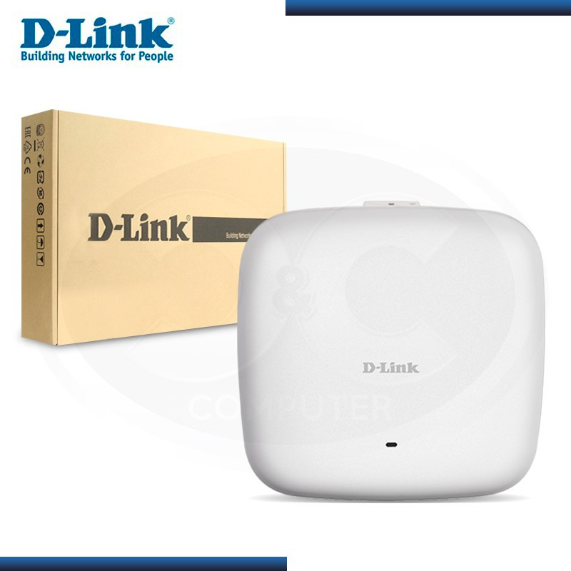 ACCESS POINT D-LINK DAP-2680 AC1750 DUAL BAND POE